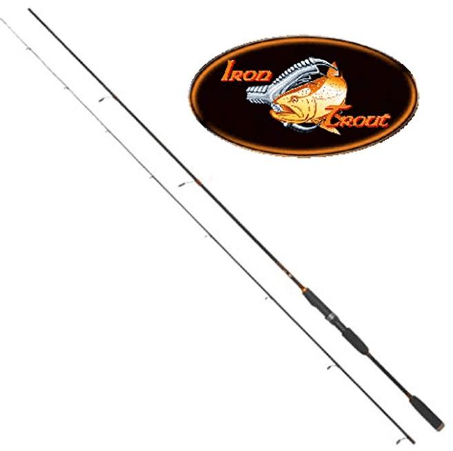 1- Sänger spinning fishing rod