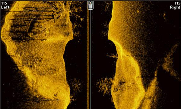 lowrance side imaging vs humminbird side imaging
