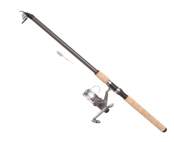 ultrasport telescopic rod