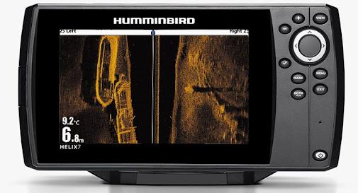 humminbird helix 7 si