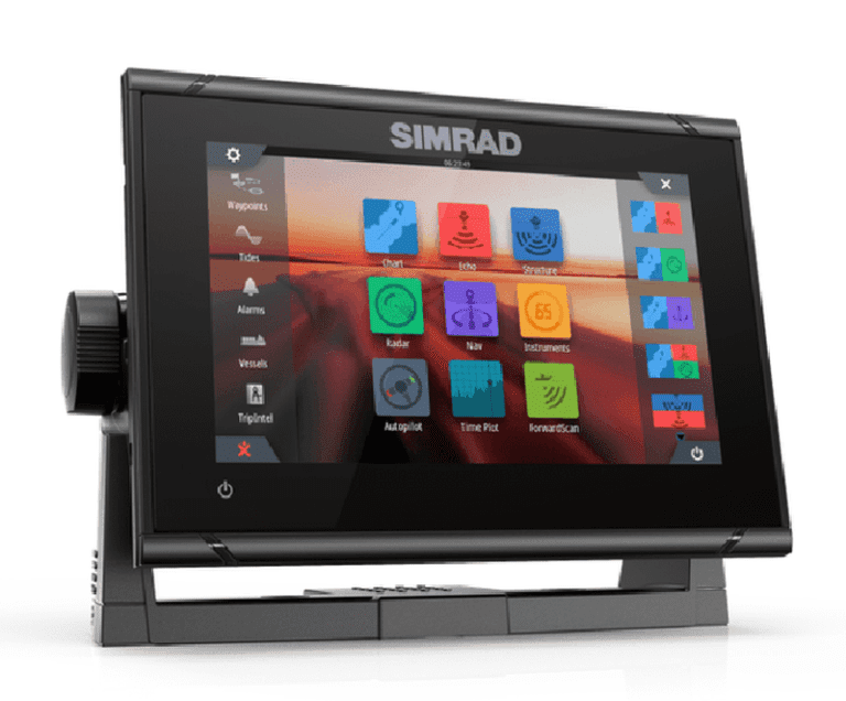 Simrad GO7 XSR Review
