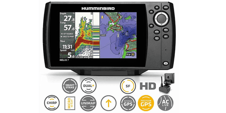 Humminbird helix 7 si review