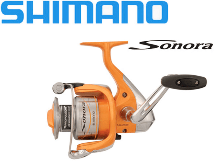 Shimano Sonora 2500 FB Spinning Reel review