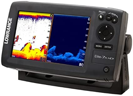 Lowrance Elite 7x hdi fish finder review