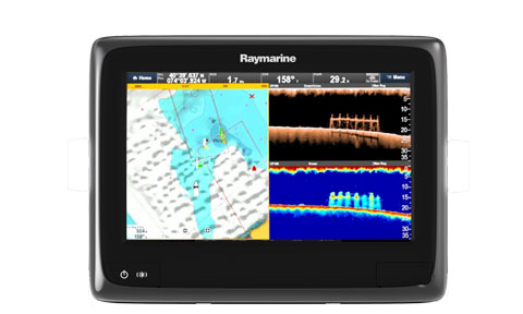 RAYMARINE A98 review