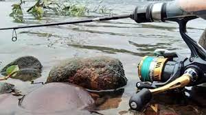 How to rig a fishing pole